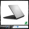 Factory Directly Hot Sell High Quality Brushed Steel Texture Laptop Skin for Dell E6410