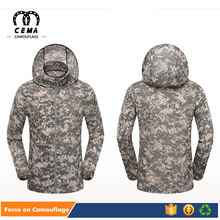Unisex men outdoor breathable sun protective skin jacket