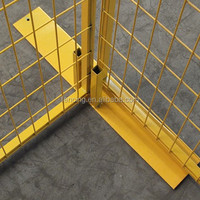 Canada Temporary Fence Removable Cheap Fence