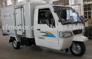 800cc cargo tricycle