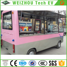 High Quality Electric Food Bus Made in China
