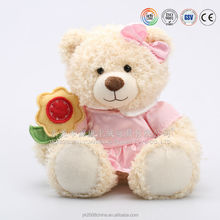 Soft comfortable teddy bears for babies