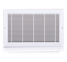 8x30 Plastic Return Air Grille from China