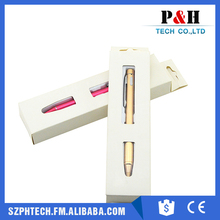 High quality 14 g aluminum alloy mini stylus touch screen pen