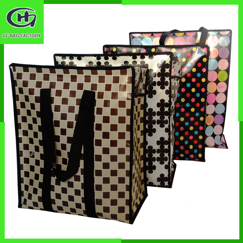 alibaba china Durable promotional non woven fabric d cut bag