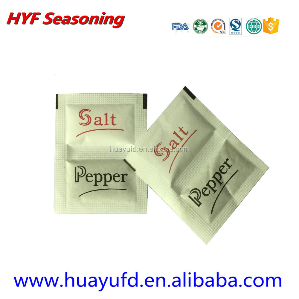 salt pepper powder black in dongguan