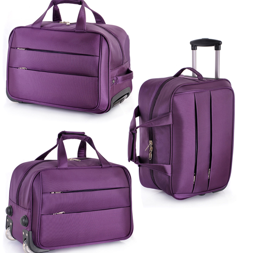 High quality Luggage bags Travelling bag Trolley duffel bags 2016