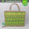Waterproof Shopping Cheap Slogan Jute Bag