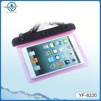 Ipx8 degree waterproof case and keyboard for ipad