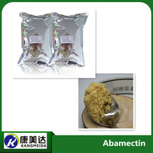 Factory price supply powder abamectin
