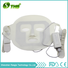 high technology face beauty vibration skin tightening facial mask