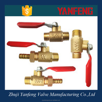 1 4 Brass HATO Flexible Joint