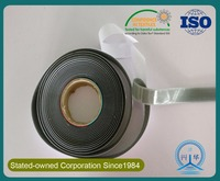Black and white Sticky Back Self Adhesive Hook and Loop Tape