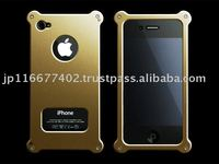Aluminum Jacket type 02(for iPhone4/iPhone4S), Case, Cover, Hard case, Protect, Tough Price negotiable!!