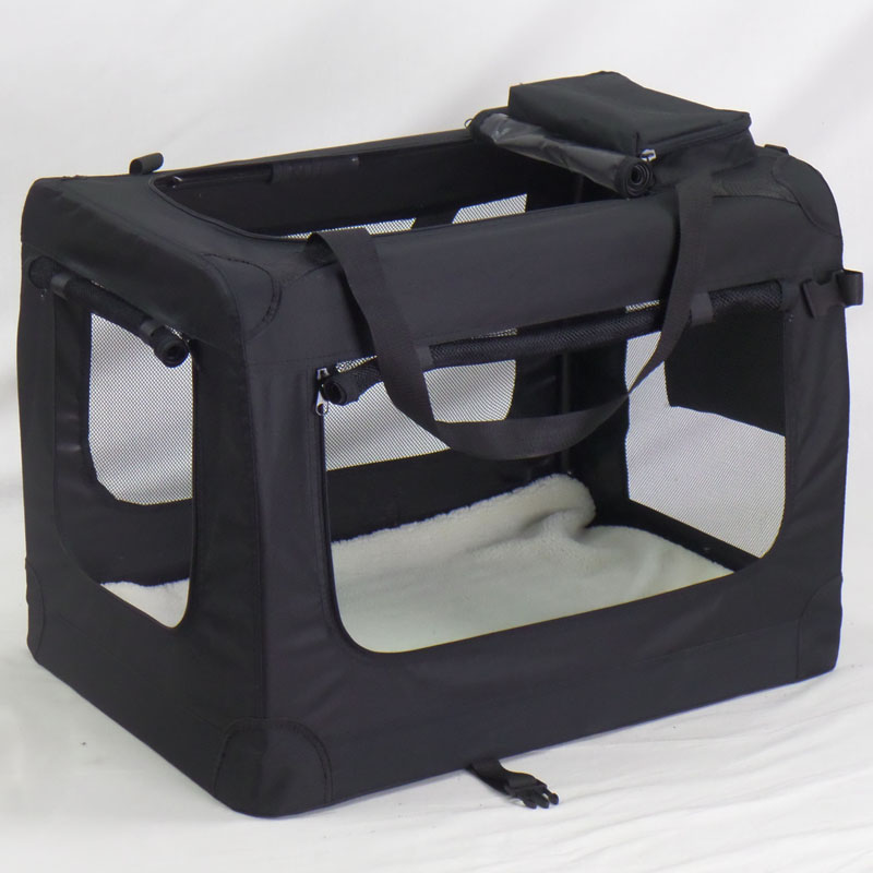 pet soft crate carrier transporter