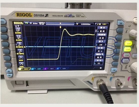 low cost pc protable digital oscilloscope electronic