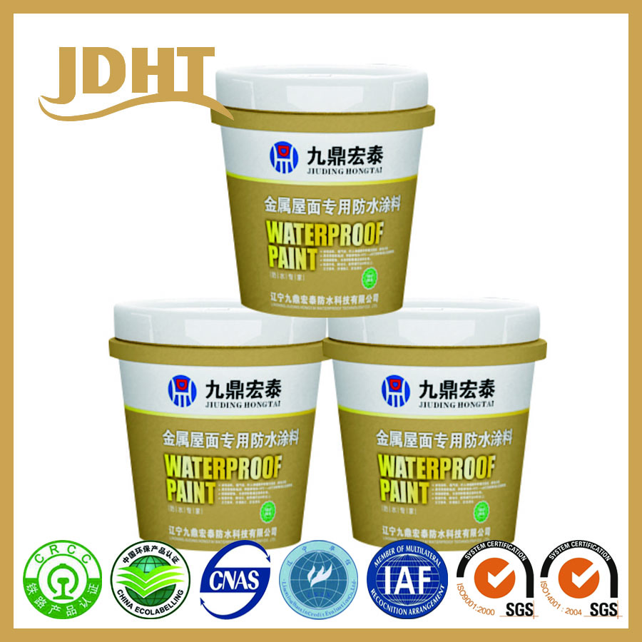 M008 JD-103 metal roof oriented waterproof paint Supplier