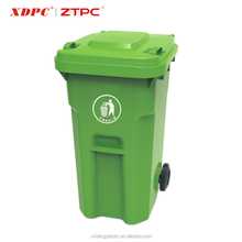 China Manufacture Professional Plastic Dustbin With Pedal
