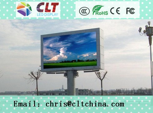 Hot Products P8 Big Commercial Advertising LED TV Outdoor Giant Street Screens