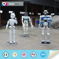Good quality and low price exhibition life size robot show
