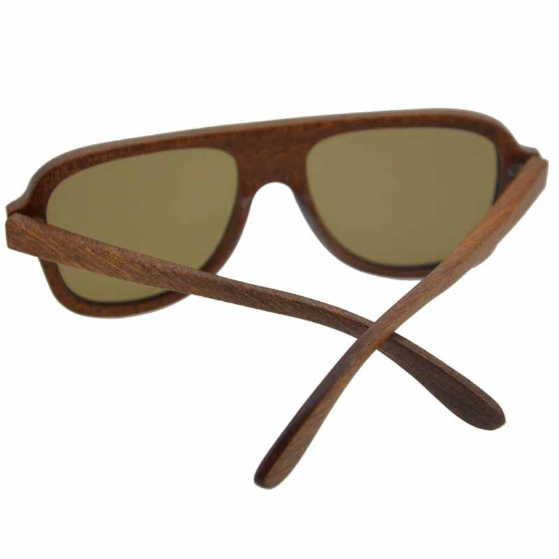 2016 most popular eco-friendly factory wholesale handmade custom wooden sunglasses