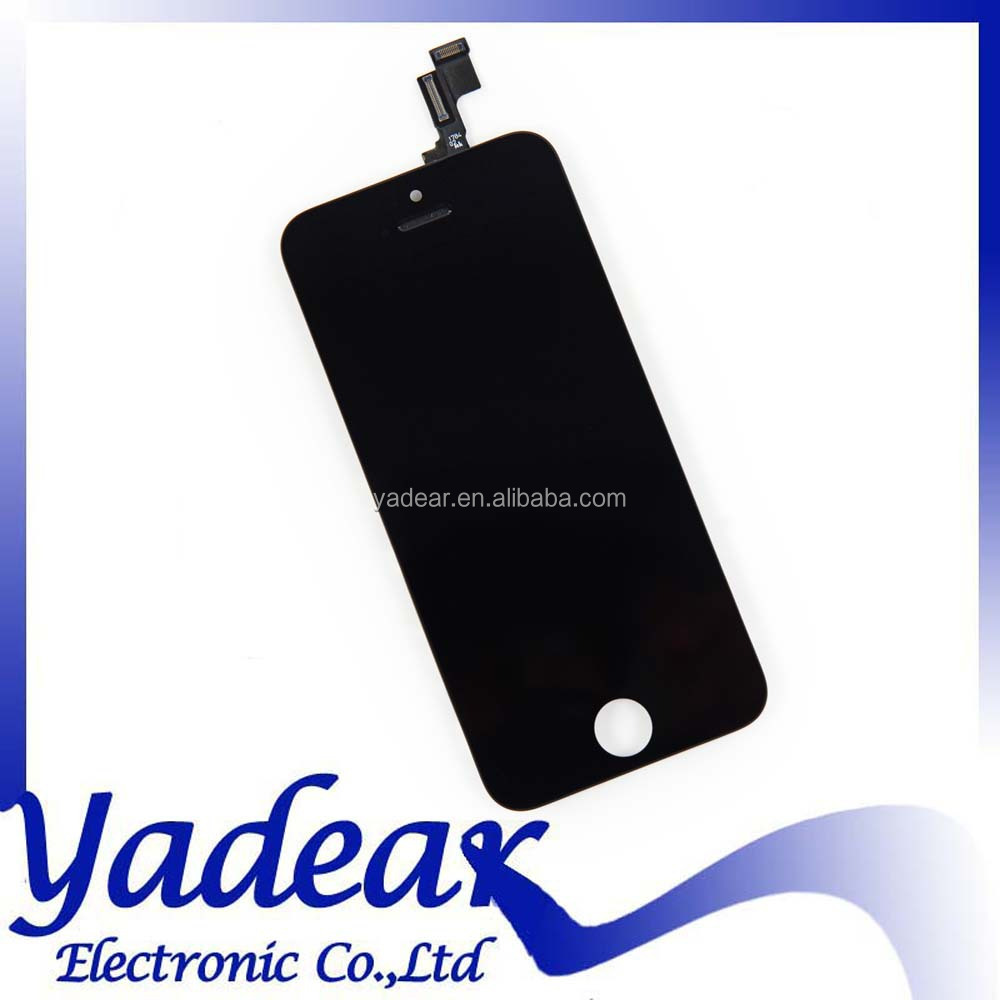 wholesale cheap lcd with digitizer assembly for apple iphone 5s touch screen