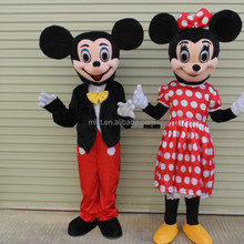 Factory professional design Easter Holiday mickey mascot costume