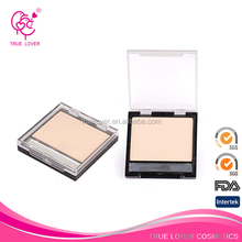 two way whitening watertproof makeup face powder foundation