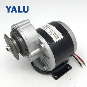 Professional manufacturer customized 12v dc pulley gear motor MY1016Z,250W
