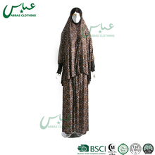 ABBAS brand wholesale High quality dubai abaya islamic clothing
