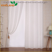 2016 New classical High Quality design sheer curtains fitting room curtains cafe living room curtain