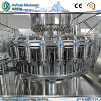 Pure Purified Water Filling Machine Spring