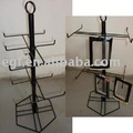 Wire Counter Display Rack / Cosmetic Counter Stand