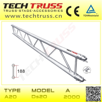 Barrup Aluminum Stage Lighting Truss Mini Truss