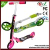 aluminum large wheels adult kick folding stunt scooter