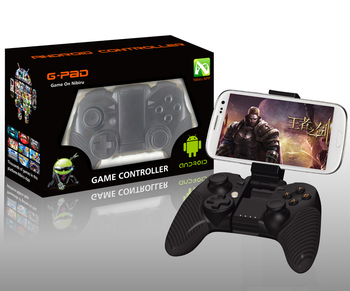 New products android wireless gamepad/controller for smartphone