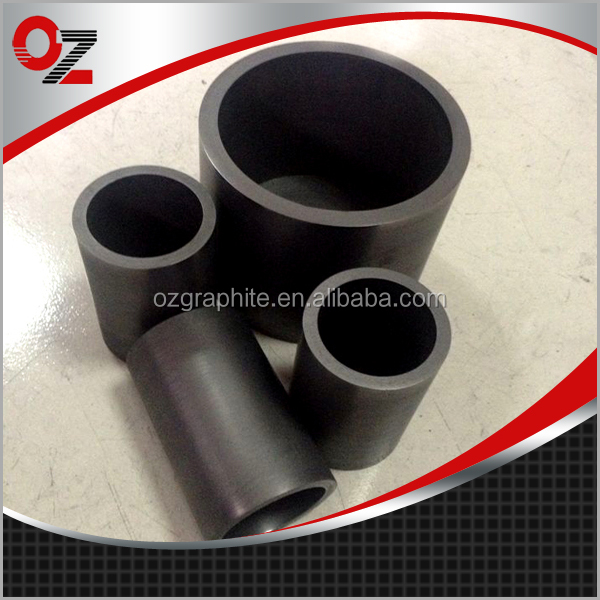 high purity graphite crucible for continuous casting machine