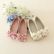New product hot sale promotion baby princess dress shoes