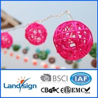 solar string lights for Christmas Halloween use XLTD-122 decorative covers for string lights