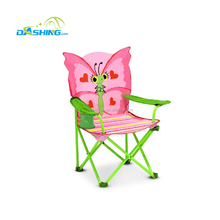 High Quality outdoor camping picnic cartoon kids chair/High Quality Collapsible Camping Chairs For Child