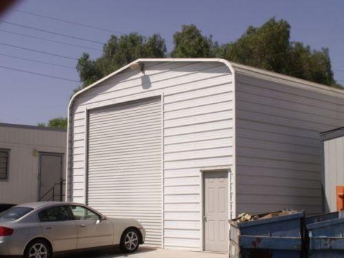 Bajo costo de metal acero garaje garaje barato garajes for Costo del garage