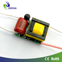 Surge Proof Constant Current 200ma 240ma 270ma T8 5w Led Driver Transformer