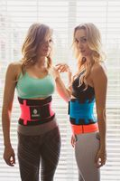 Waist Trimmer Exercise Burn Fat Sweat Weight Loss Body Shaper Wrap Belt for slimming