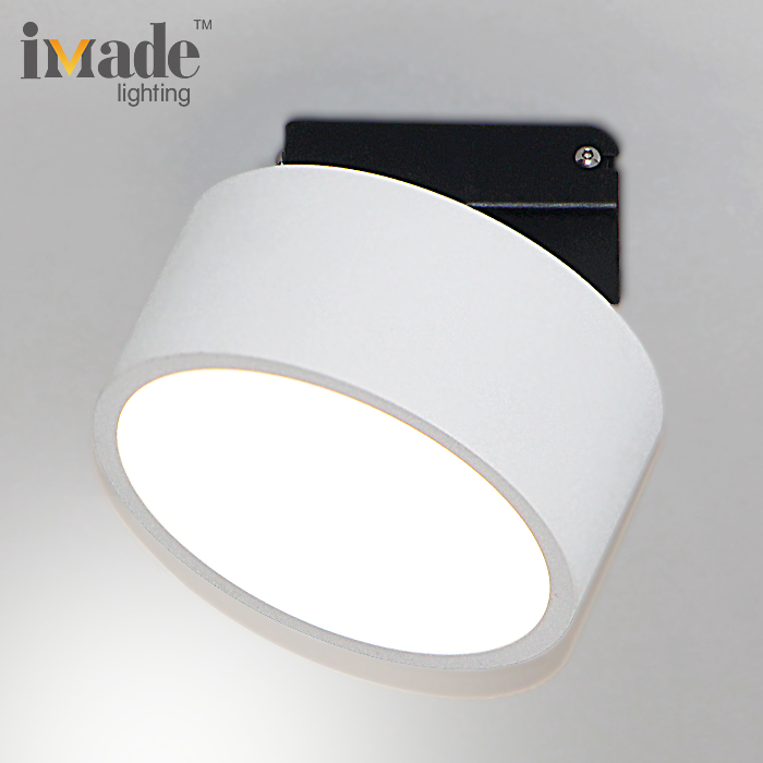 Morden Adjustable angle living room dimmable surface mounted led Panel light at wholesale price CE RoHS