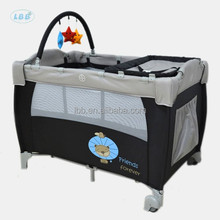 EN716 certification safety plastic baby play pen