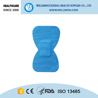 Breathable Aid Self Adhesive Butterfly Plaster Bandage