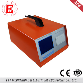 LT501 Automotive Exhaust Gas Analyzer Testing Instrument