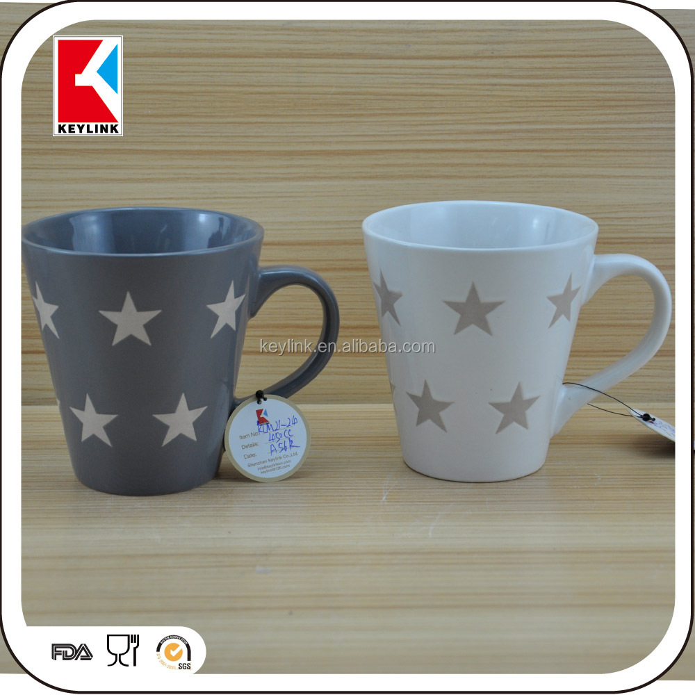 Wholesale Cheap Promotional Mug Cup Stoneware Custom Mug