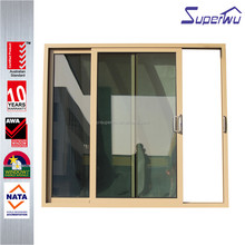 High quality double glazing aluminum sliding glass door handle