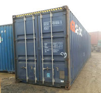 used container, 40hc